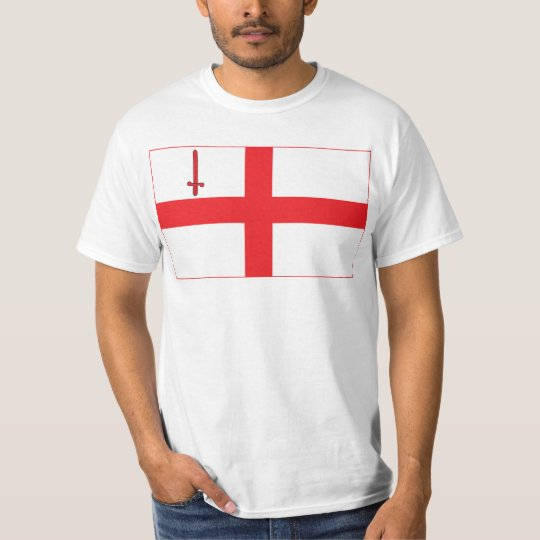 London Flag T-shirt