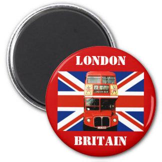 London Fridge Magnet