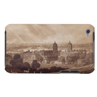 London from Greenwich, engraved by Charles Turner iPod Touch Case-Mate Case