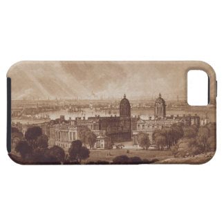 London from Greenwich, engraved by Charles Turner Tough iPhone 5 Case