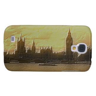 London Galaxy S4 Case