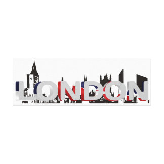 London Gallery Wrap Canvas