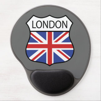 London Gel Mouse Pad