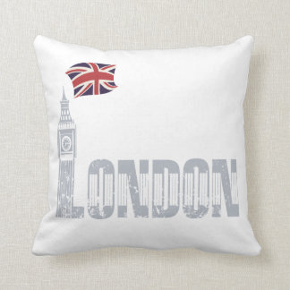 London, Great Britain Throw Pillow