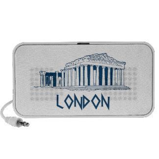 London Greece Mp3 Speakers