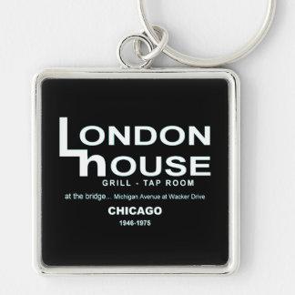 London House Restaurant Club, Chicago, IL Key Ring