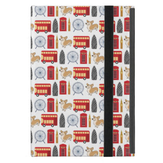 London Icon Collage Case For iPad Mini