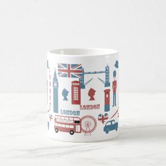 London Icons Retro Love Souvenir mug