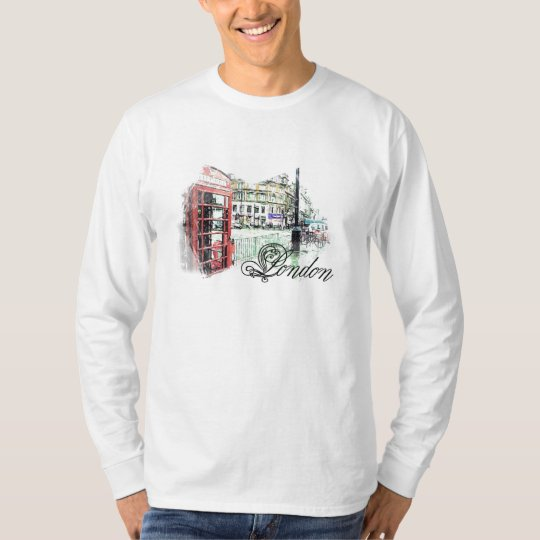 London Illustrated T-Shirt