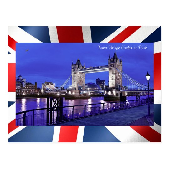 London image for postcard