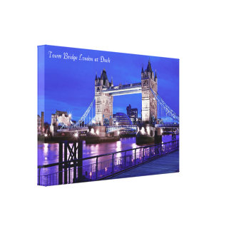 London image for wrapped-canvas gallery wrapped canvas