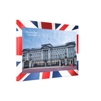 London image for wrapped-canvas stretched canvas prints
