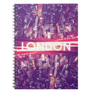 London in Sky Notebooks