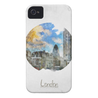 London is always A good idea iPhone 4 Cases