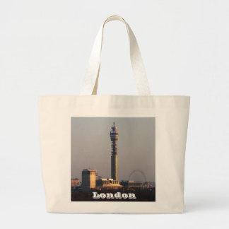 London Jumbo Tote Bag