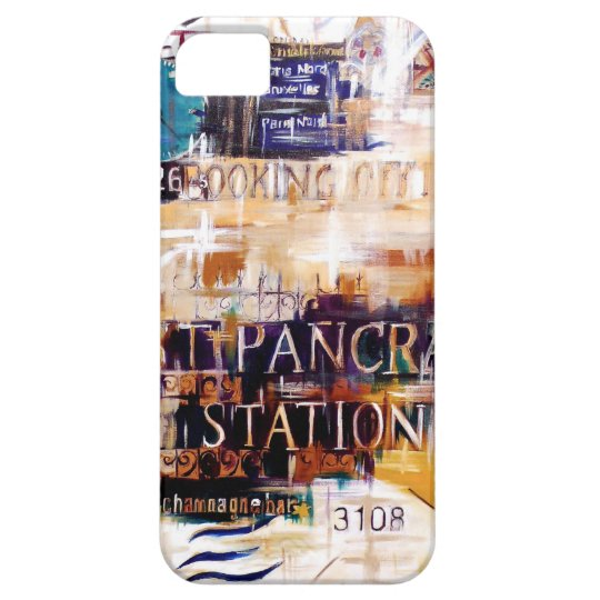 London - Kings X iPhone 5 Cases