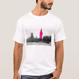 London Landmarks - Big Ben T-Shirt