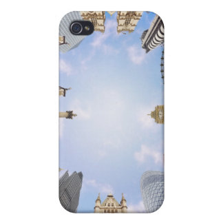 London Landmarks Case For The iPhone 4