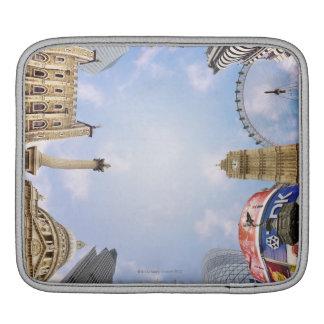 London Landmarks iPad Sleeve