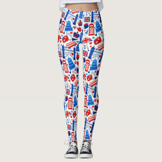 London Landmarks Leggings