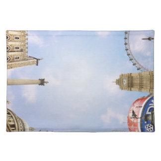 London Landmarks Placemat
