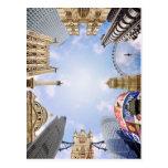 London Landmarks Post Cards