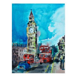 London, London Postcard