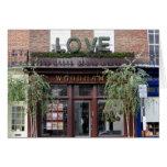 London Love ~ Greeting Card