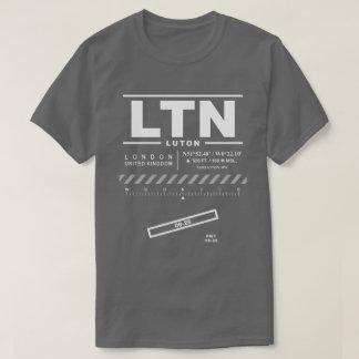 London Luton Airport LTN T-Shirt