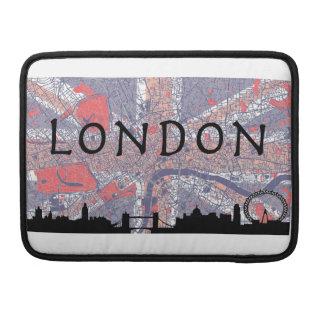 London Macbook Bag Sleeve For MacBooks
