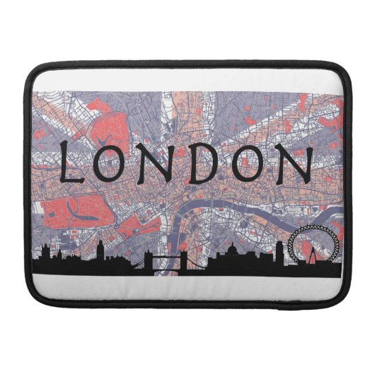 London Macbook Bag Sleeve For MacBooks