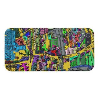 London Map Case For The iPhone 5