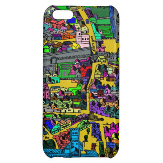 London Map iPhone 5C Case