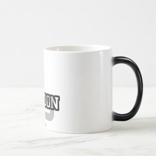 London Morphing Mug