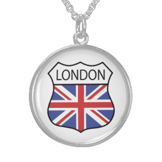 London Sterling Silver Necklace