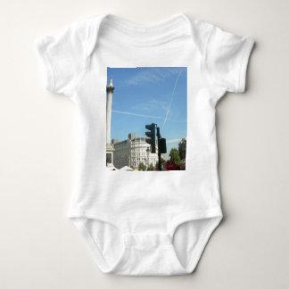 London-Nelson's column Baby Bodysuit