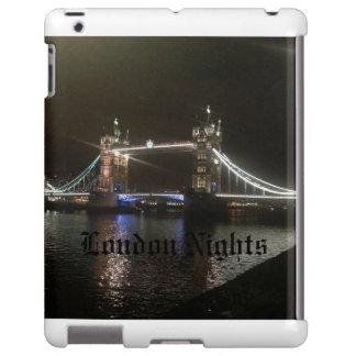 London Nights iPad Case