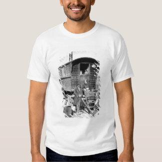 London Nomades, c.1876 Tshirts