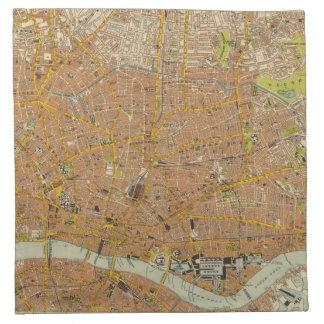 London Northeast Napkin