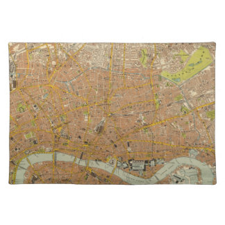 London Northeast Placemat