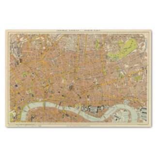 London Northeast Tissue Paper