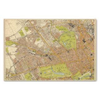 London Northwest Tissue Paper