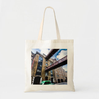 London Nostalgia Tote Bag