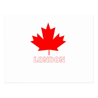 London Ontario Postcard