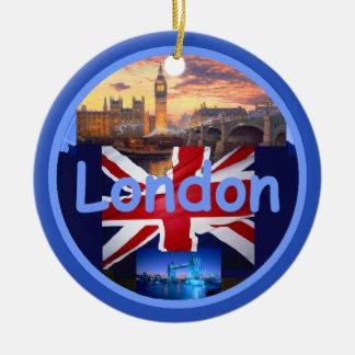 LONDON Ornament