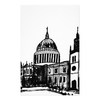 London painting stationery
