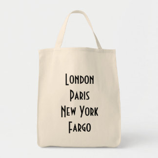 London Paris New York Fargo