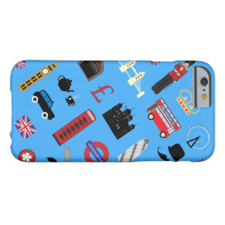 London Patterned Smartphone & Tablet Case Barely There iPhone 6 Case