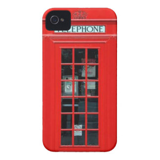 London Phone Booth Blackberry Bold Case