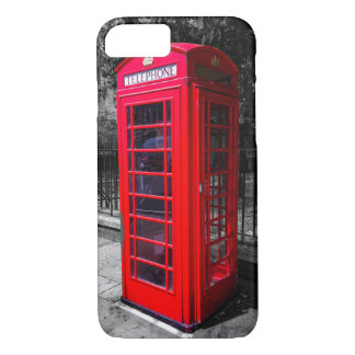 London Phone booth case (iPhone 7)